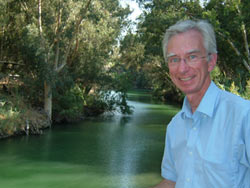 Photo: David by the River Jordan